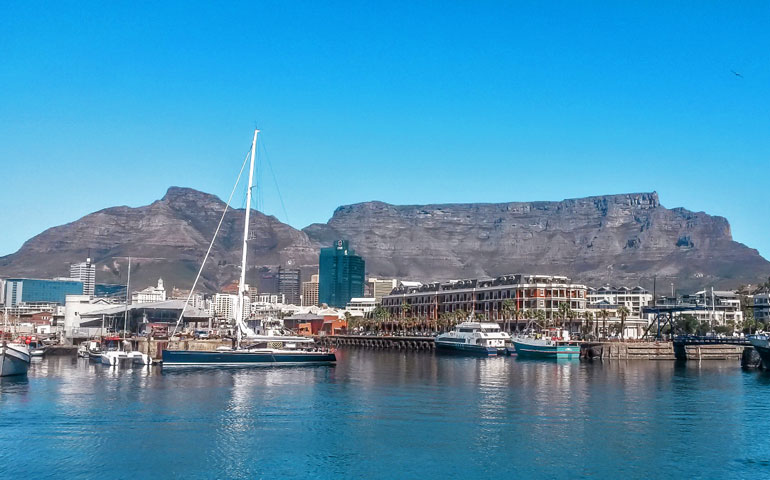 cape town south africa on spring break