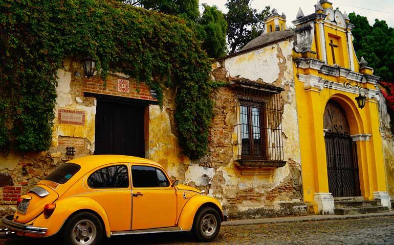 spring break trips for families antigua guatemala