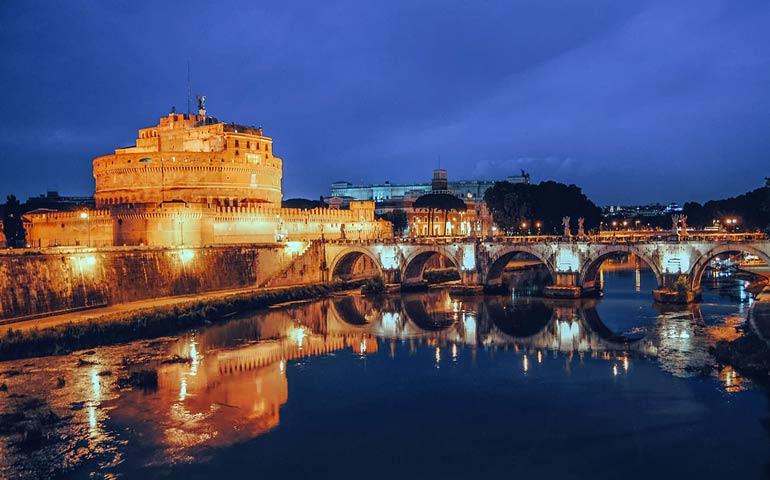 rome for cheap spring break trip families