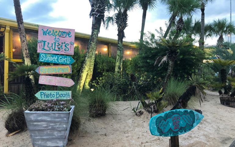 lulus gulf shores fun places to eat
