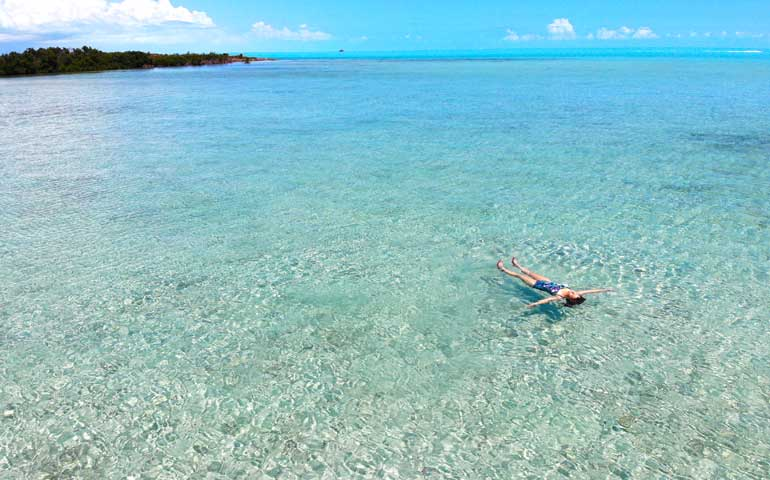 turks and caicos for cheap