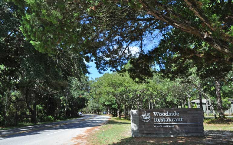 woodside restaurant fun places to eat in gulf shores al