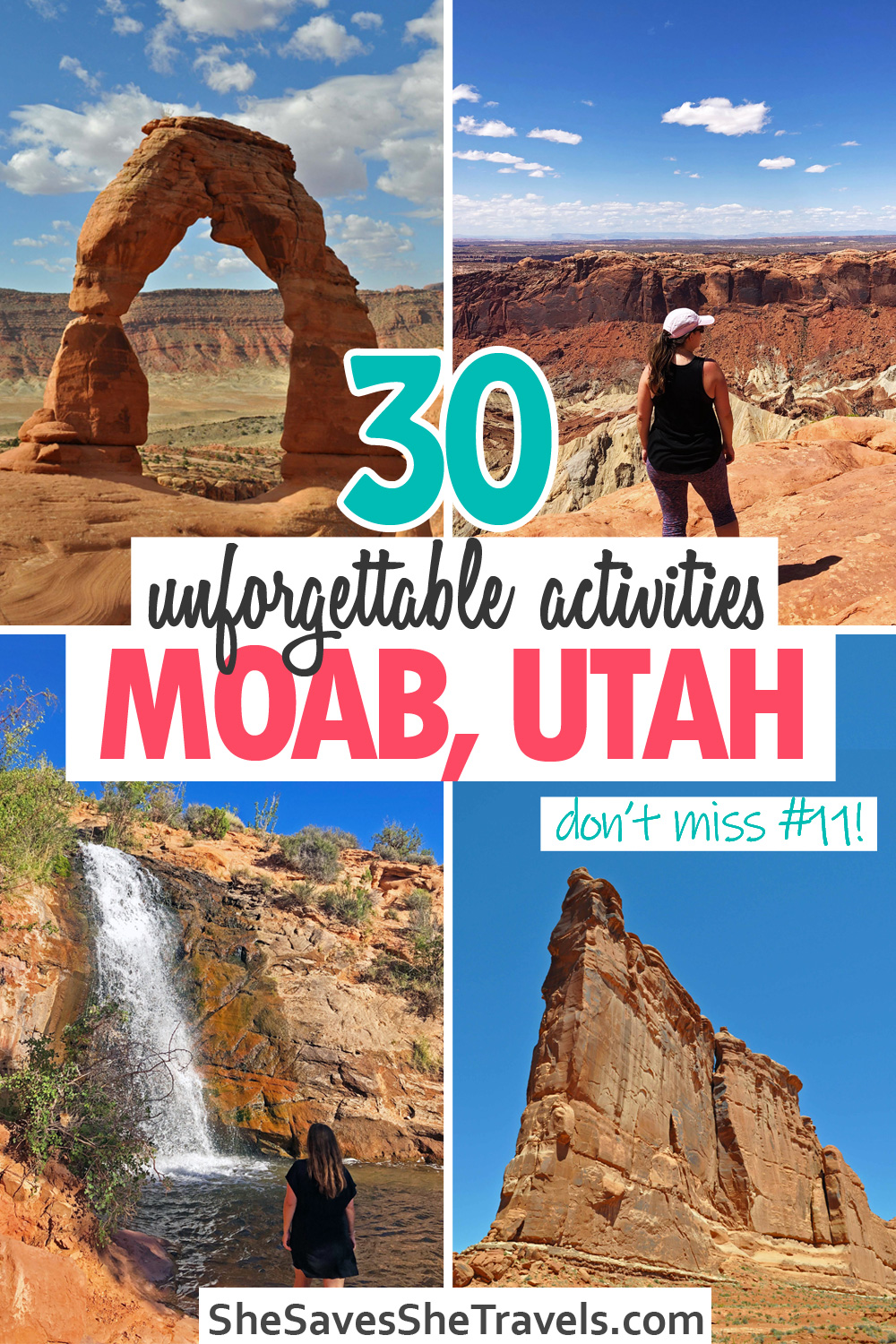 30 Unforgettable Things to Do in Moab Utah