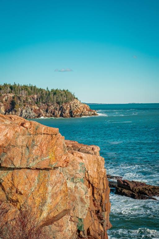 acadia national park romantic summer getaways