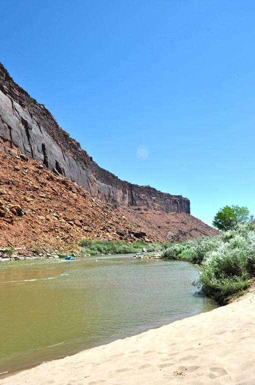 colorado river float