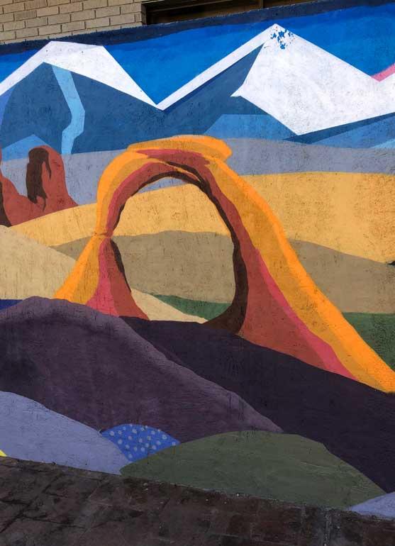 murals in moab