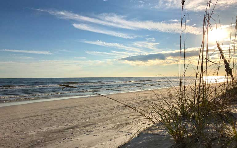best gulf beach city