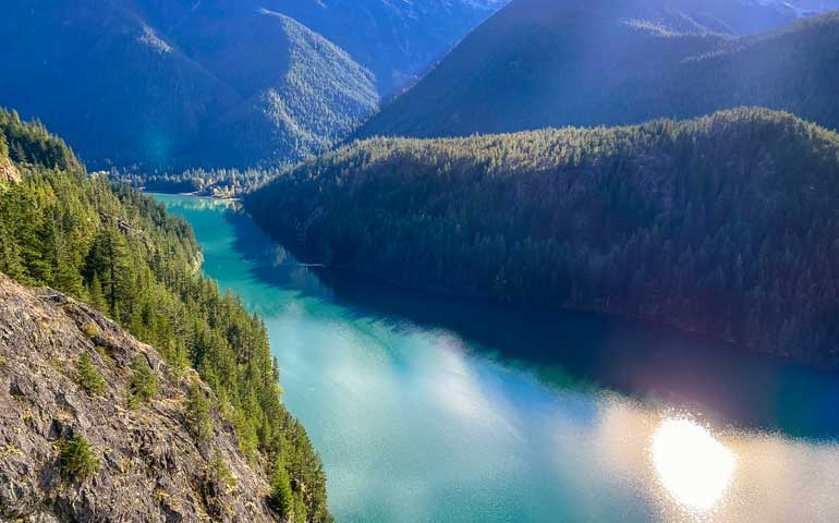 North Cascades National Park - national parks to see in summer