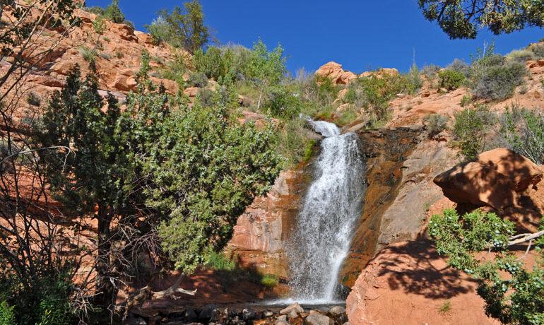 faux falls moab