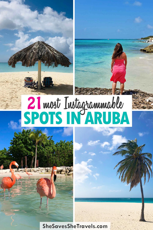 21 most instagrammable spots in aruba