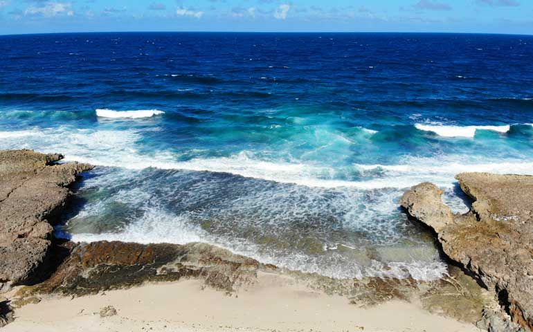 urirama beach Aruba