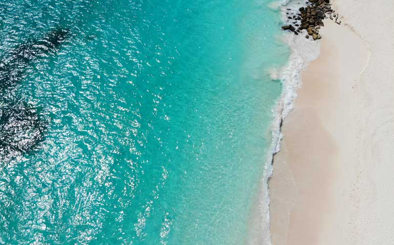 Best beach in aruba