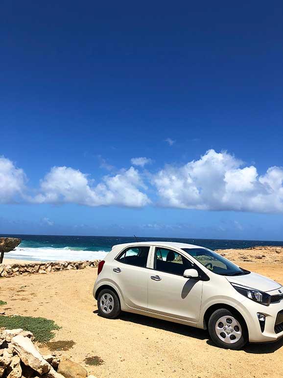 aruba rental car for cheap