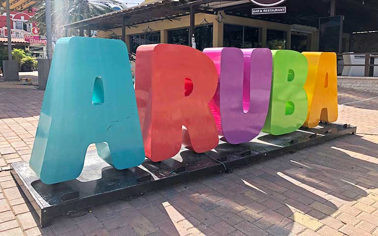 most instagrammable places in aruba