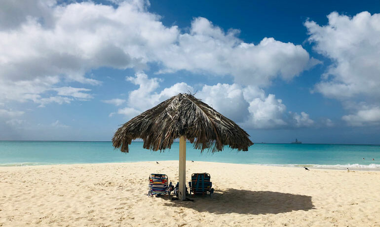 most instagrammable spots in aruba