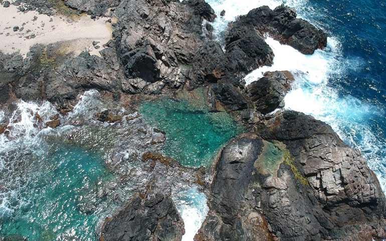 conchi natural pool aruba