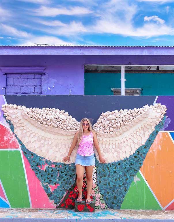 instagram spots aruba San Nicholas murals
