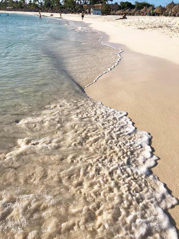 best beaches on Aruba