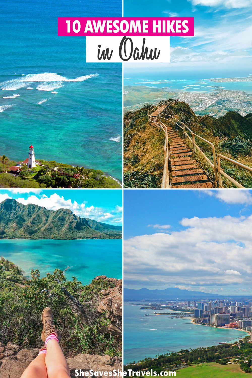 10 awesome hikes in Oahu
