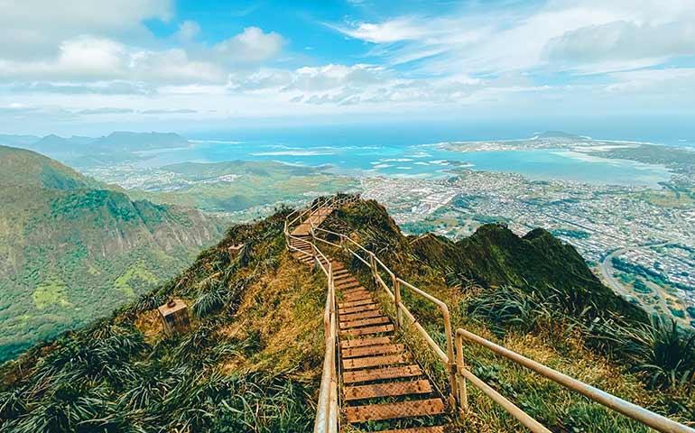 stairway to Heaven Oahu