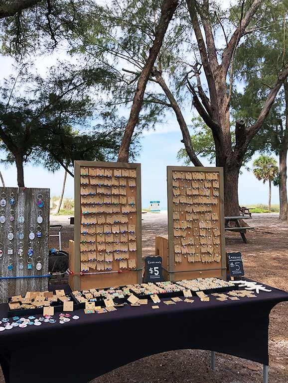 beach market jewelry