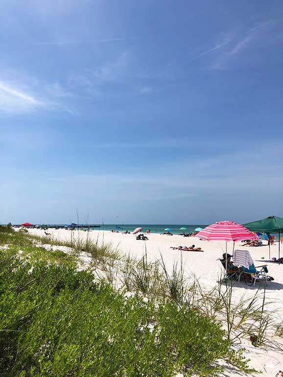 Florida beach views