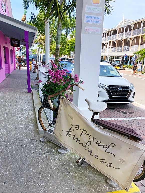 Bradenton Beach shopping