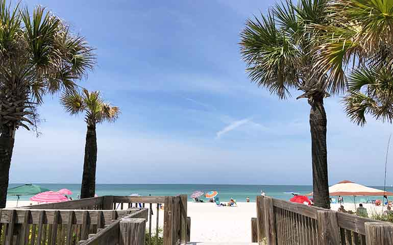 gulf coast vacation spots