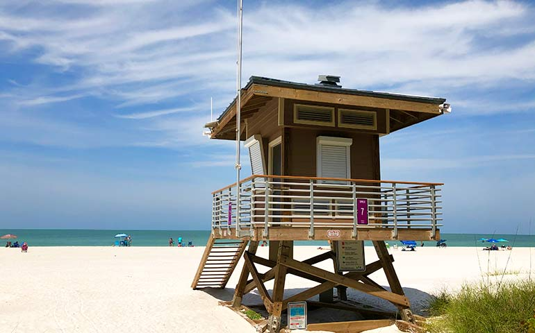 coquina beach florida