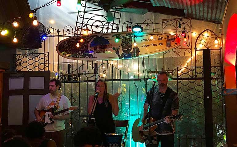 live music Anna Maria island