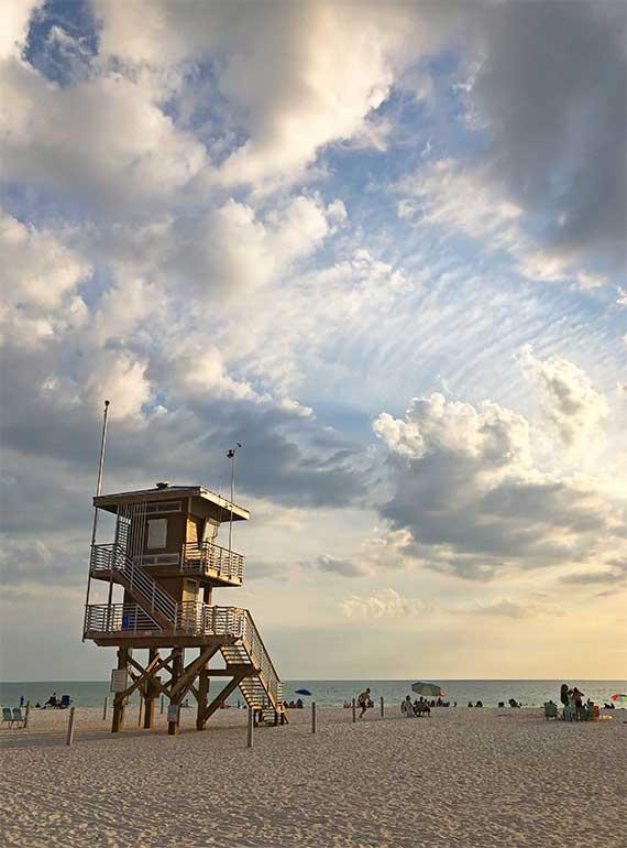 manatee beach florida