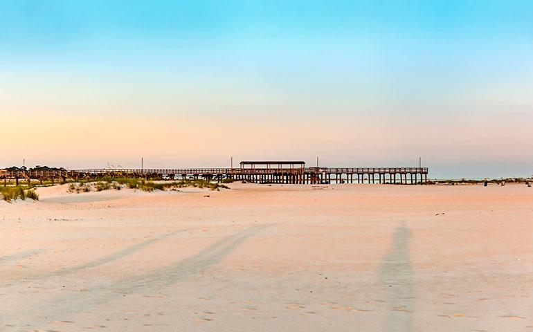 beaches on the gulf coast