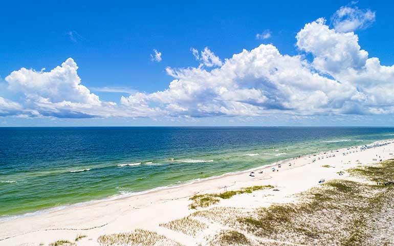best gulf coast beaches