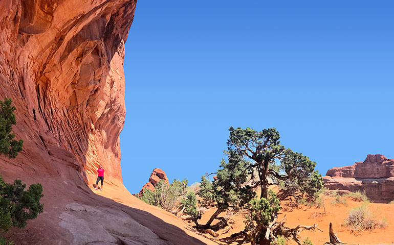 must see in arches national park in one day