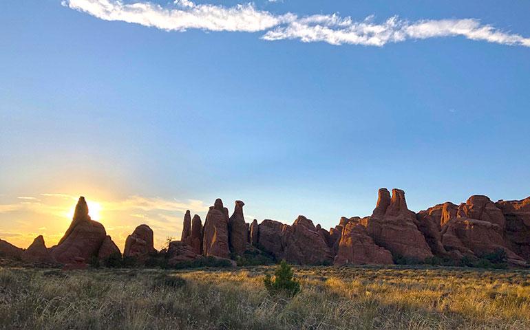 denver to arches national park