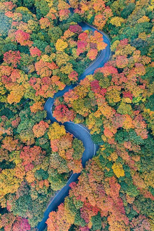 best fall vacation destinations usa