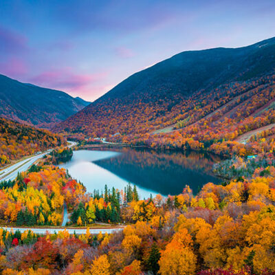 26 Best Places to Visit in October in USA (You'll Love)