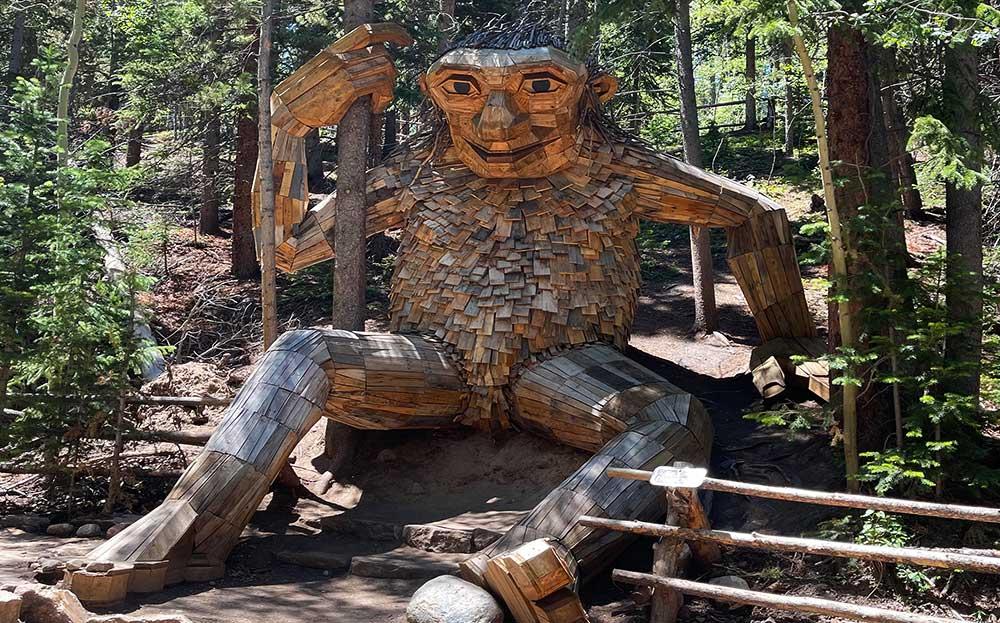breckenridge troll