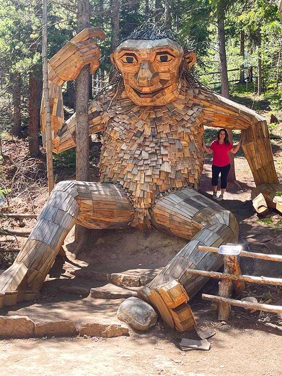 the troll of breckenridge