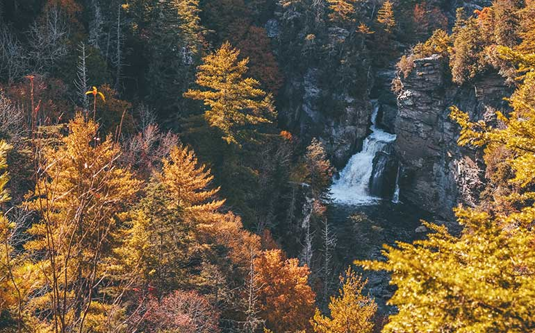 fall vacations in the us