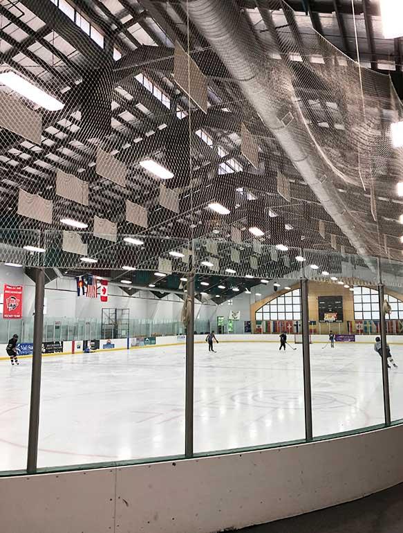 ice arena colorado