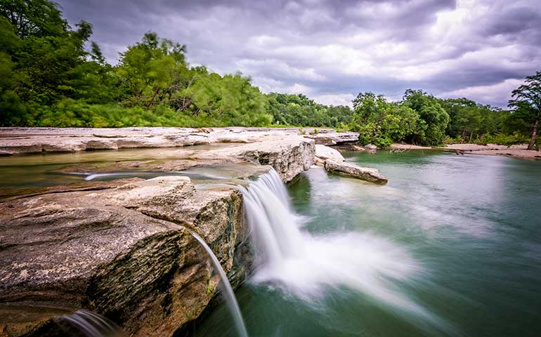 best places to visit in October in USA - Austin, TX