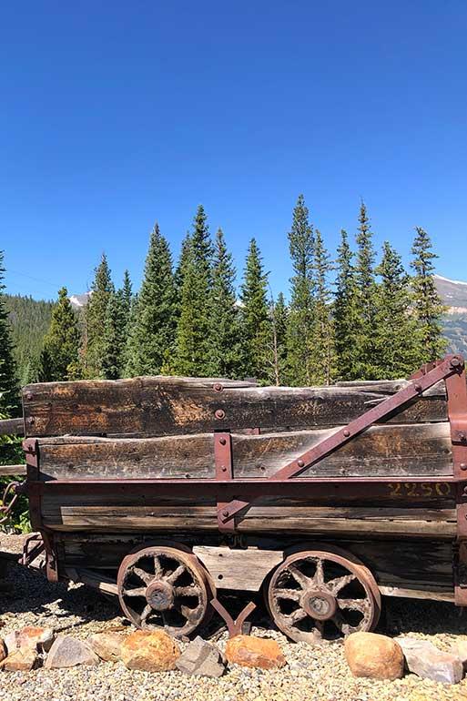 old mine colorado