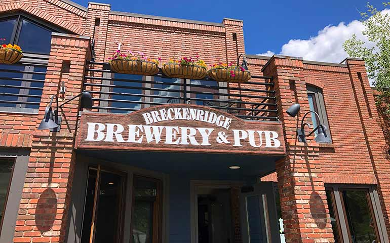 brewery and pub
