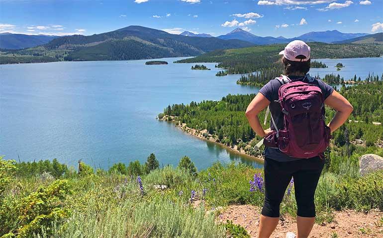 day hike backpack