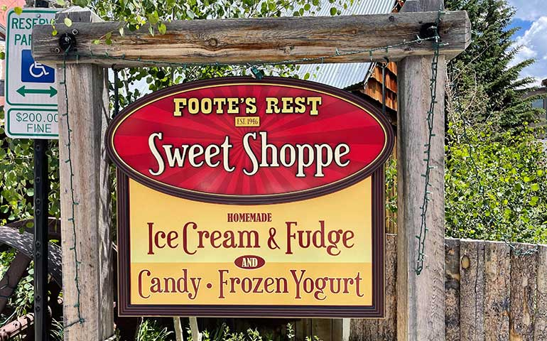 sweet shoppe ice cream and fudge