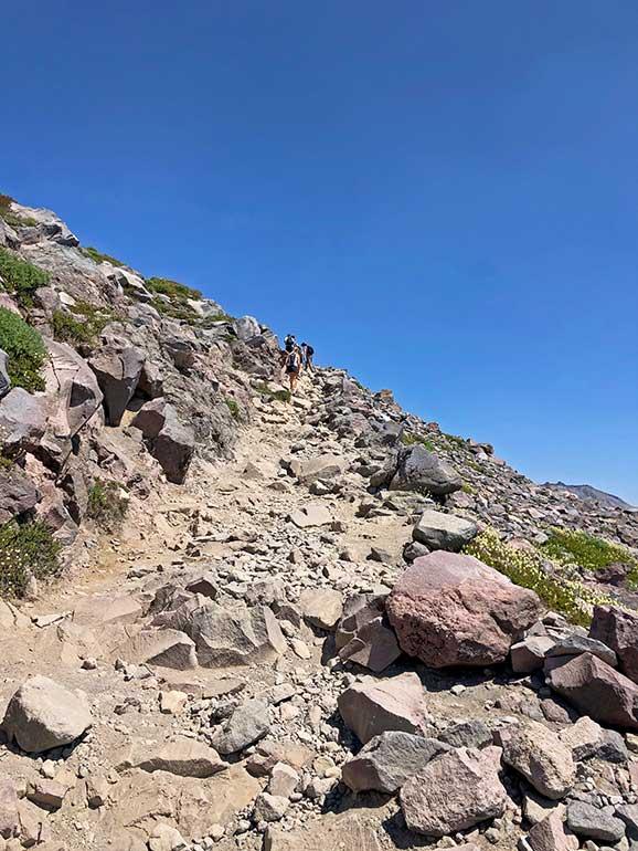 high skyline trail