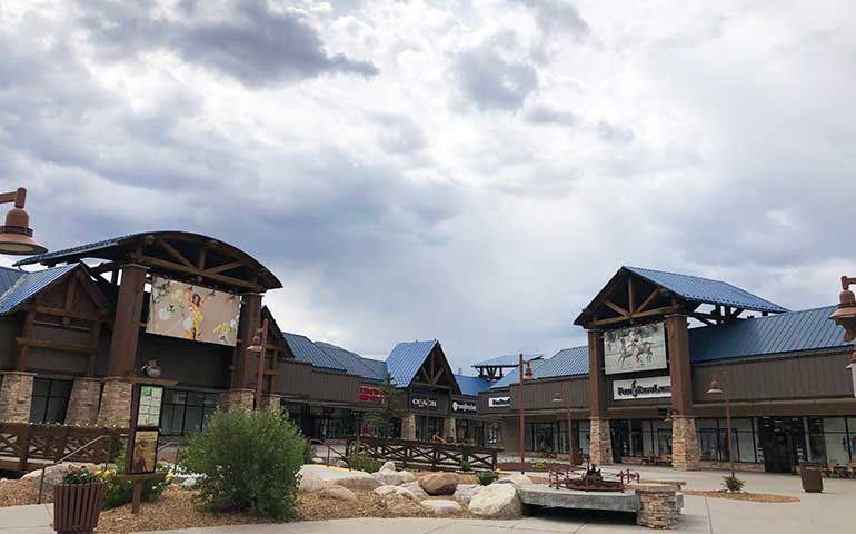silverthorne outlets shopping