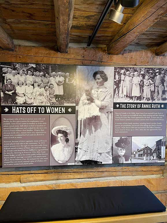 museum in Frisco with focus on women