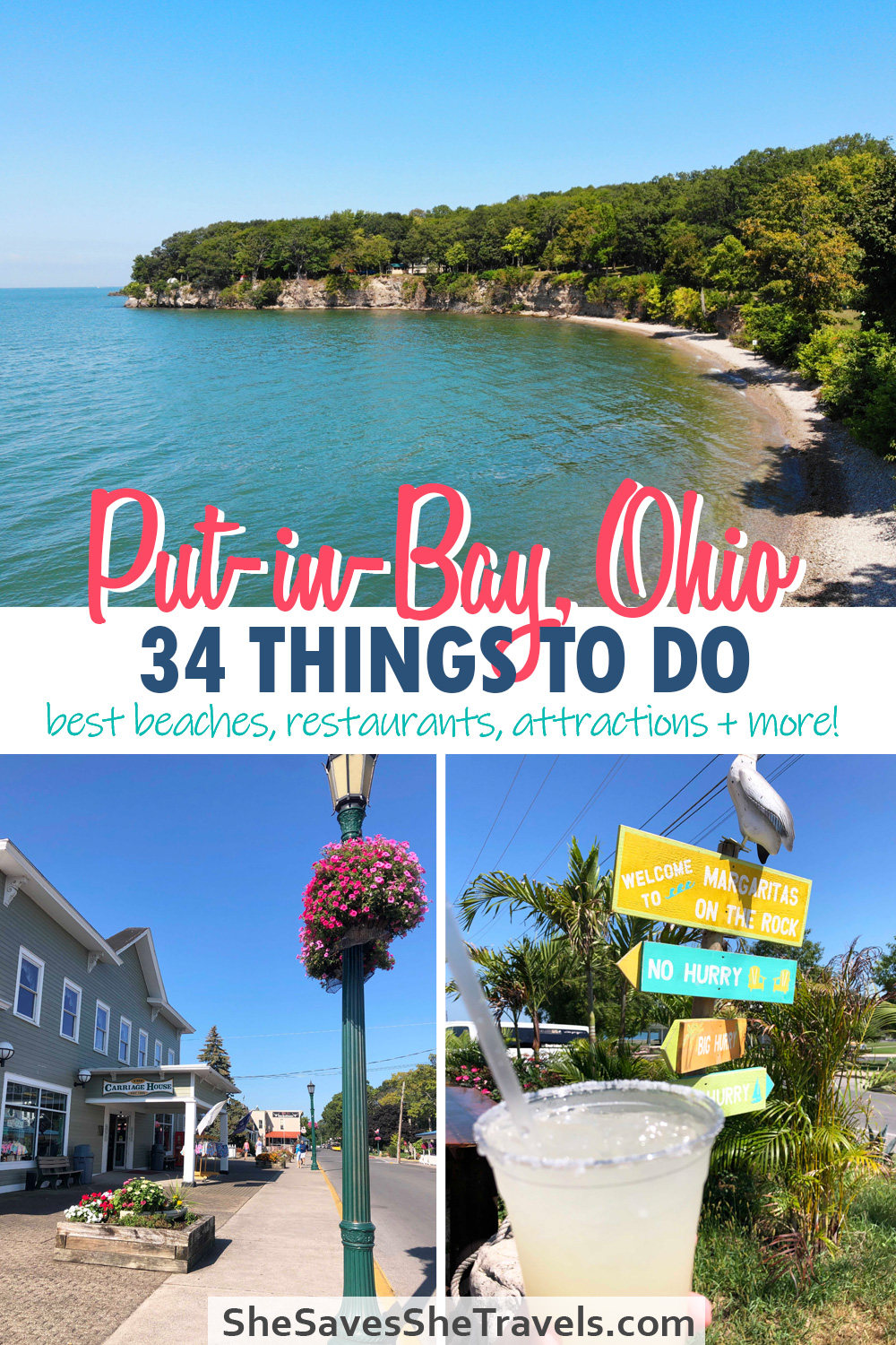 put-in-bay ohio 34 things to do best beaches restaurants attractions